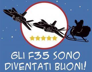Il dietrofront del M5s sugli F35. di Francesco Cecchini