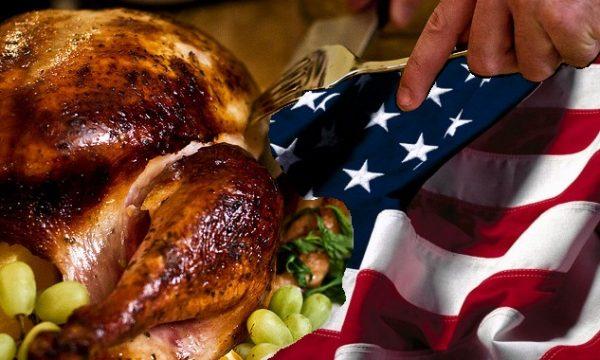 Grazie, America! Oggi la Festa del Ringraziamento.