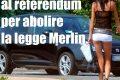 Lombardia: Sì al referendum per abolire la legge Merlin.