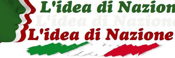 L'idea di Nazione. di Piero Tucceri