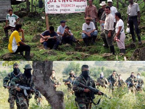 La pace non è ancora arrivata a San José de Apartadó, come in tutta la Colombia. di Francesco Cecchini