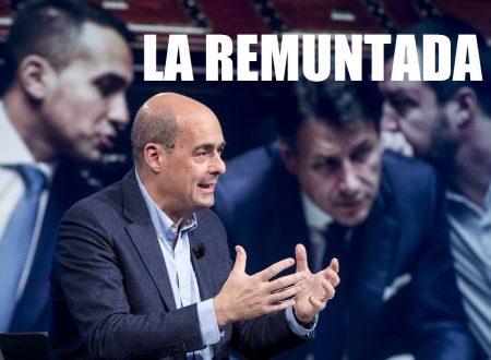 La 'remuntada' di Zingaretti: il Pd vola nei sondaggi e supera il M5s!