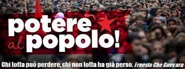 Potere al Polo, l'alternativa di sinistra. di Francesco Cecchini