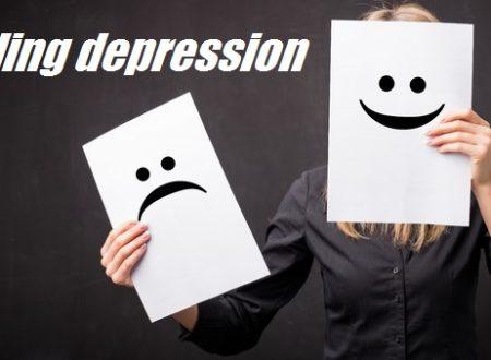 Smiling depression, quel sorriso che maschera la depressione.
