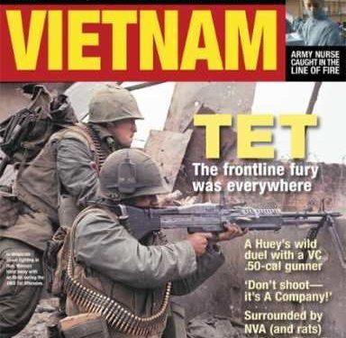 1968 in Vietnam. L'offensiva del Têt. di Francesco Cecchini