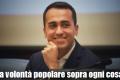 Il 17% degli italiani ha votato Salvini Premier, il 14 Tajani Premier, il 4 Meloni Premier. Oltre il 32% ha votato Di Maio Premier, quindi…