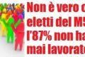 Lettera del MoVimento 5 Stelle a Berlusconi