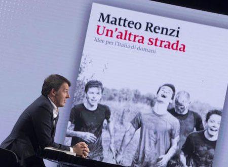 """Matteo Renzi: """"In Italia il palloncino si sta sgonfiando""""."""