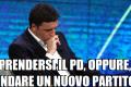 È ora che Renzi si sganci dai rottami della sinistra.