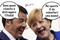 La Merkel in cambio di alleanze promette aiuti.