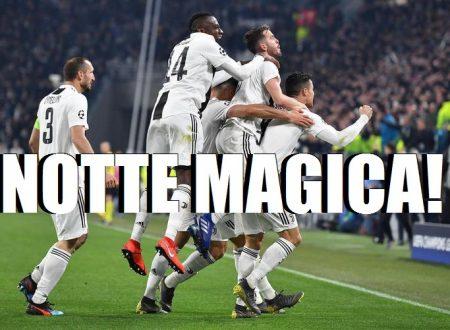 Juventus, notte magica!