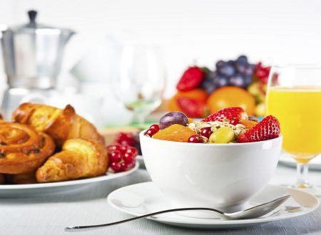 Le 10 regole d'oro per una buona colazione.