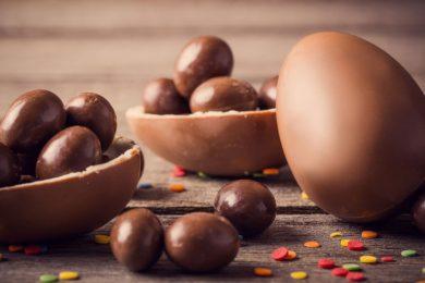 Come conservare il cioccolato delle uova di Pasqua?