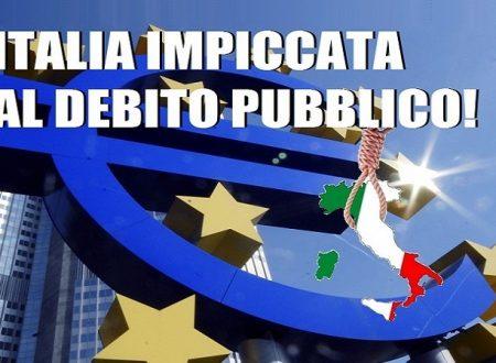 Italia impiccata al debito pubblico. Perché lavoriamo di più rispetto al resto d'Europa, ma non abbiamo la stessa crescita?