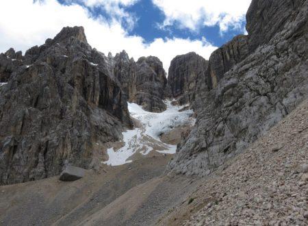 Alpi, molti ghiacciai destinati a sciogliersi entro il 2100.