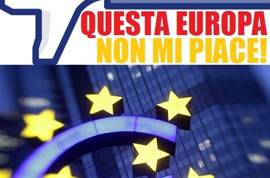 Celebrano la Repubblica, ma disattendono la Costituzione e ci lasciano depredare dalla UE. di Piero Tucceri