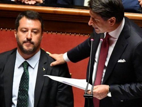In caso di elezioni anticipate lo scontro sarà tra Salvini e Conte. di Gerardo Lisco
