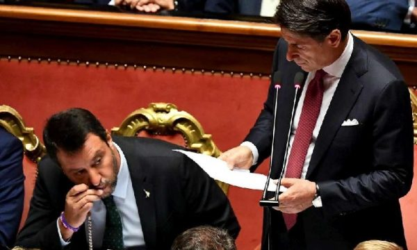 Governo, fine corsa. di Antonello Laiso