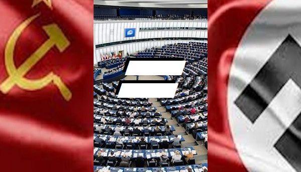 La mozione UE che equipara Comunismo e Nazismo sancisce la natura ordoliberista di questa Europa. di Gerardo Lisco