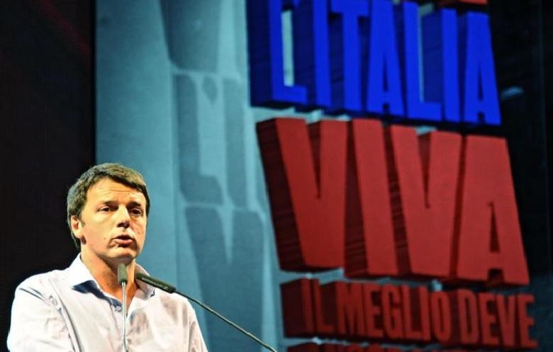 "Matteo Renzi ci spiega così la su ""Italia Viva""."