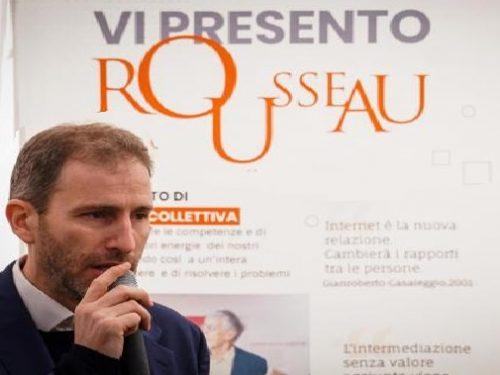 Che cos'è la piattaforma Rousseau? di Francesco Cecchini.