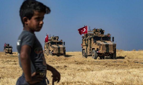Erdogan: l'Italia, l'Europa, la Nato, l'Onu non possono restare a guardare! di Antonello Laiso