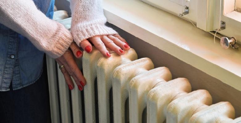 Date e orari per l'accensione dei termosifoni.
