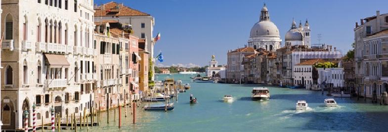 Un 'Ticket' per entrare a Venezia.