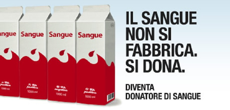 Sangue, troppo pochi i donatori italiani e i ragazzi non donano più!