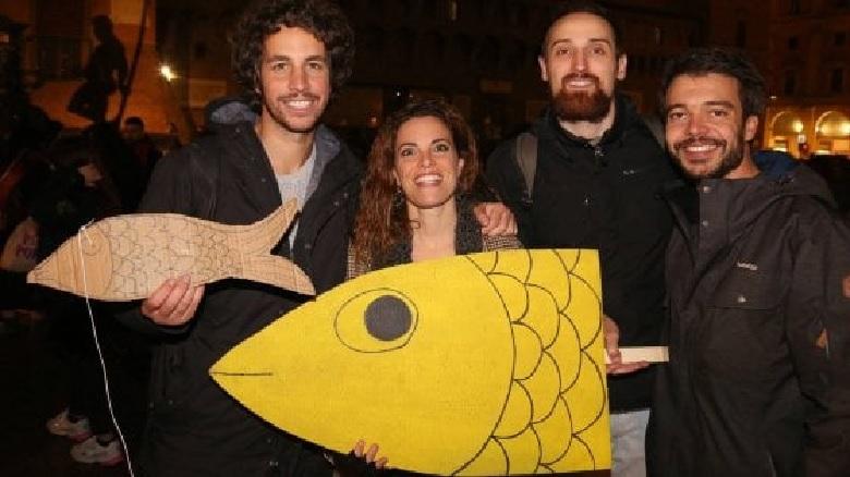 Il manifesto delle sardine: 'Cari Populisti la festa è finita!'.