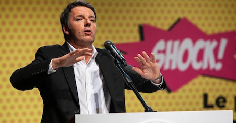 Renzi. Piano Shock da 120miliardi di europer rilanciare l'economia.