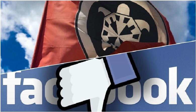 Casapound ritorna su Facebook! di Davide Di Stefano