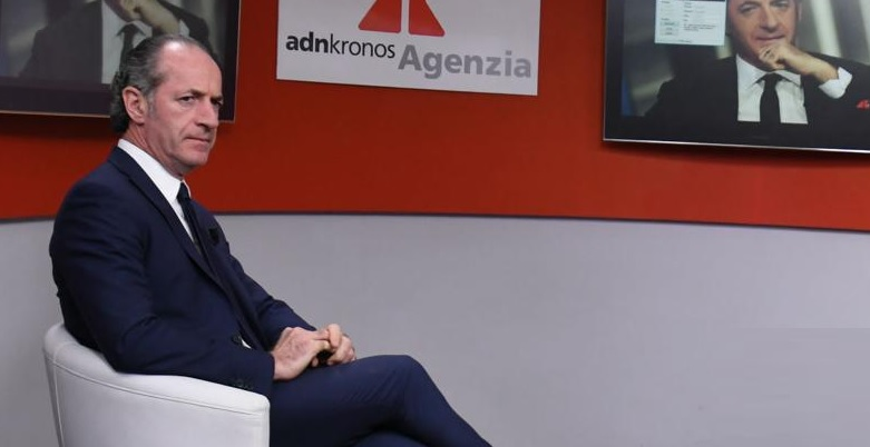 """Luca Zaia: """"Sull'autonomia pronti a rivoluzione gandhiana""""!"""