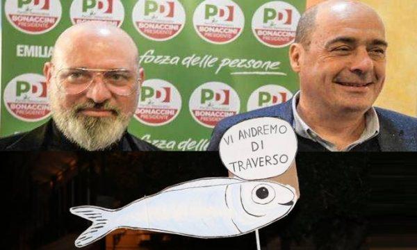 L'Emilia Romagna e il Pd sospesi tra sardine e capitoni. di Antonio Ferrante