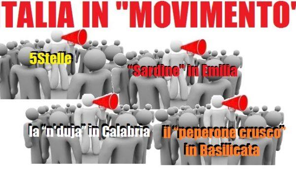 Elezioni regionali in Emilia Romagna e in Calabria e la domanda politica inevasa. di Gerardo Lisco