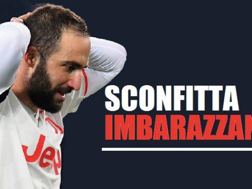 Juventus, presagi inquietanti. di Alberto Sigona