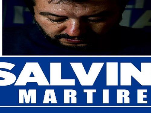 Il processo al 'Martire Salvini' è doveroso in uno Stato democratico. di Yvan Rettore