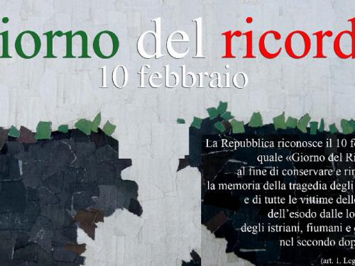 Le Foibe. 10 Febbraio, La Giornata della Memoria. Oblio e Memoria. di Clemente Luciano 0 (0)