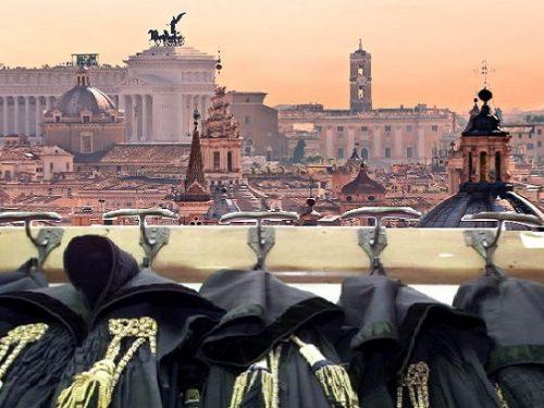 La città più litigiosa d'Italia è Roma!