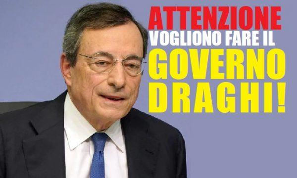 Draghi la giusta 'risorsa della Repubblica', in grado di imporre scelte impopolari. di Gerardo Lisco