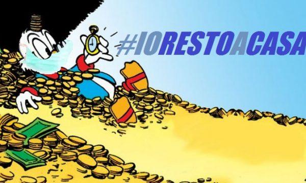 I soldi non daranno la felicità (!?), ma la salute quella sì!