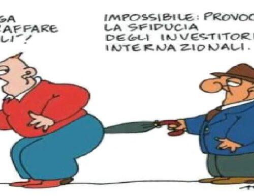 I sudditi e gli eletti. di Piero Tucceri