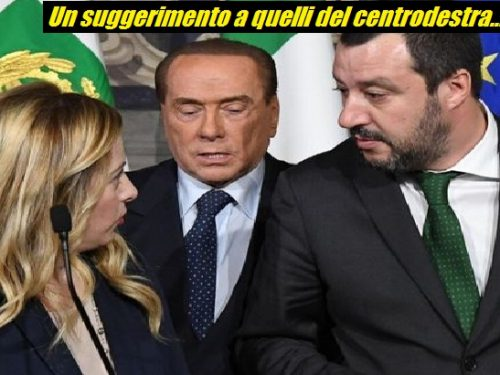 L'Italia non merita di fare la fine che sta facendo. di Michele Ricciardi