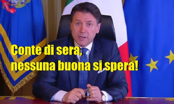 L'Italia abbassa la saracinesca!