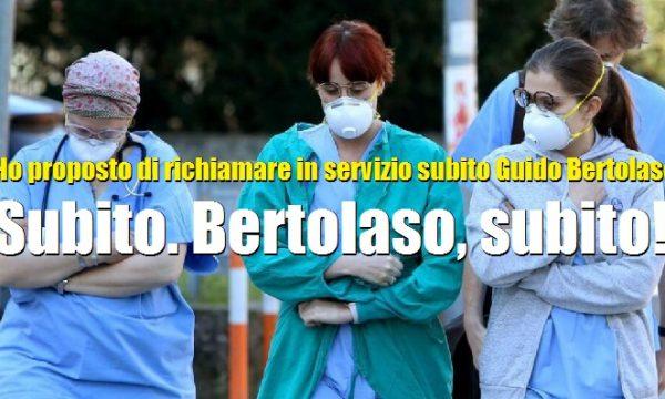 Inutile girarci attorno: sulcoronavirusil peggio deve ancora venire. Bertolaso subito! di Matteo Renzi
