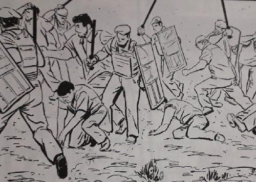 Coronavirus. Rivolte e morti in carcere. di Carmelo Musumeci