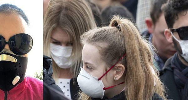 Con la mascherina non c'è più bellezza o bruttezza: tutti uguali. di Laura Raffaeli