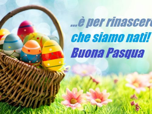 Da tutti noi di Freeskipper Italia, Buona Pasqua.