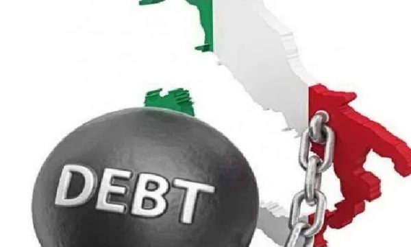 """Il debito pubblico devono pagarlo i più """"ricchi"""", i """"soliti fessi"""" hanno già dato!"""