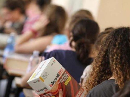 Per preparare l'esame di maturità gli studenti a maggio devono rientrare a scuola! di Mery Ferro